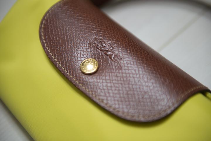 Longchamp Amarillo